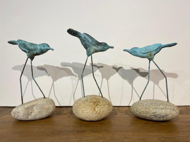 Shorebird A by  Kate Winn - Masterpiece Online