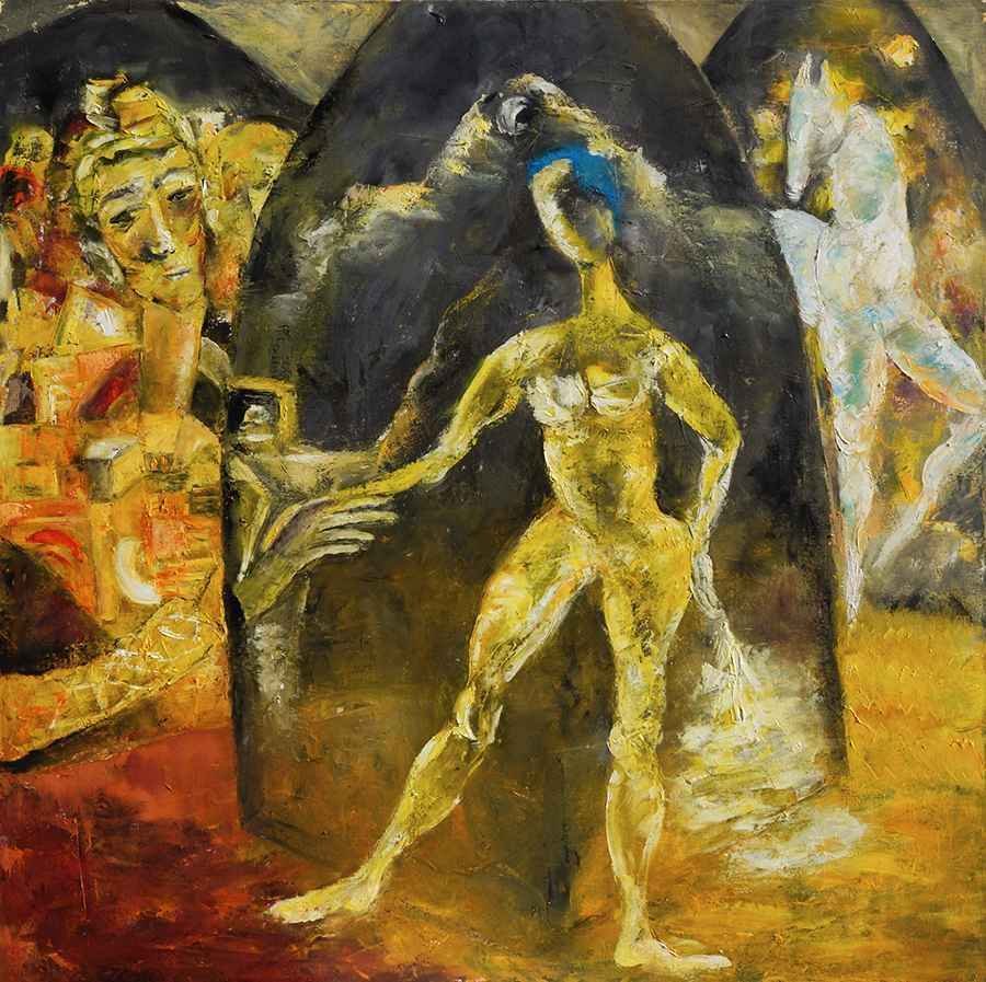 La porte by   TINTIRIS - Masterpiece Online