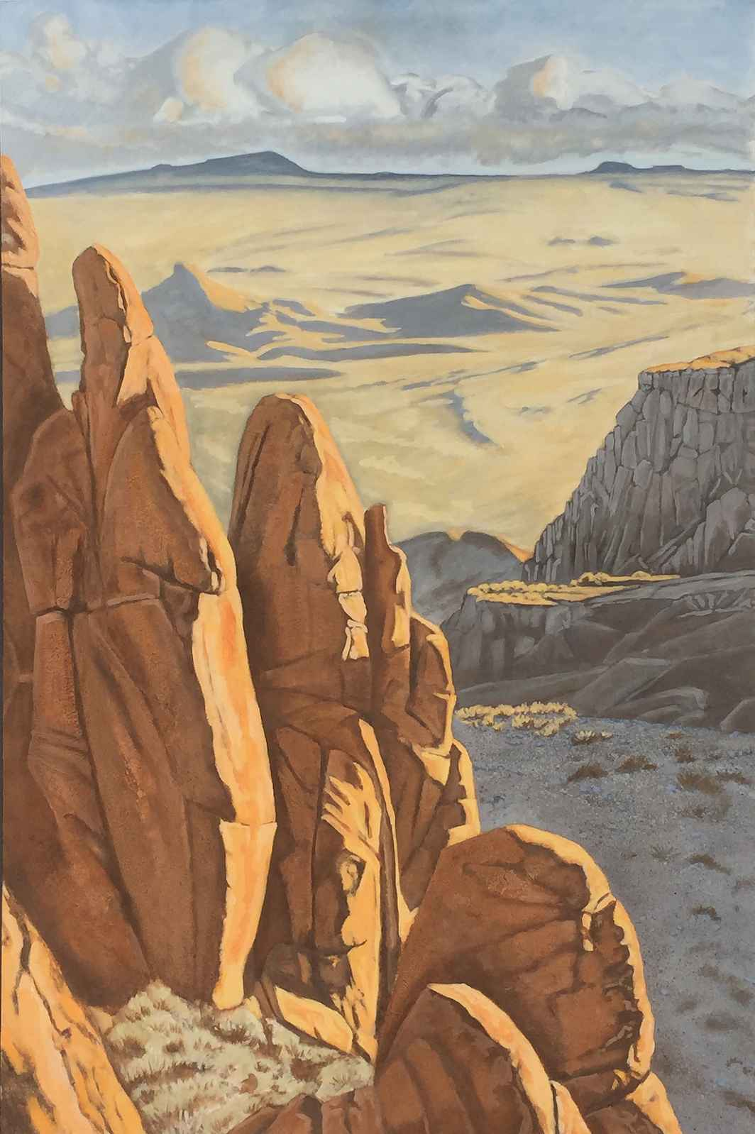 Superstition Needles by  Kevin McCarthy - Masterpiece Online