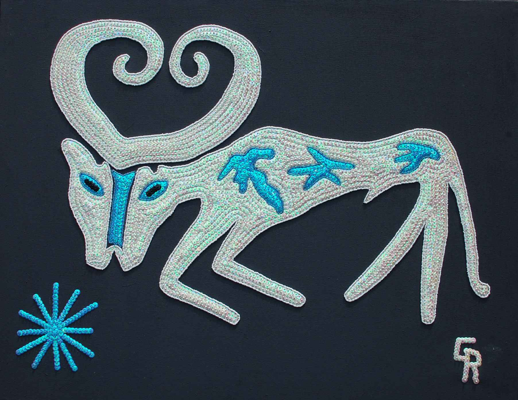 Aries by  Reynold CLERISIER - Masterpiece Online