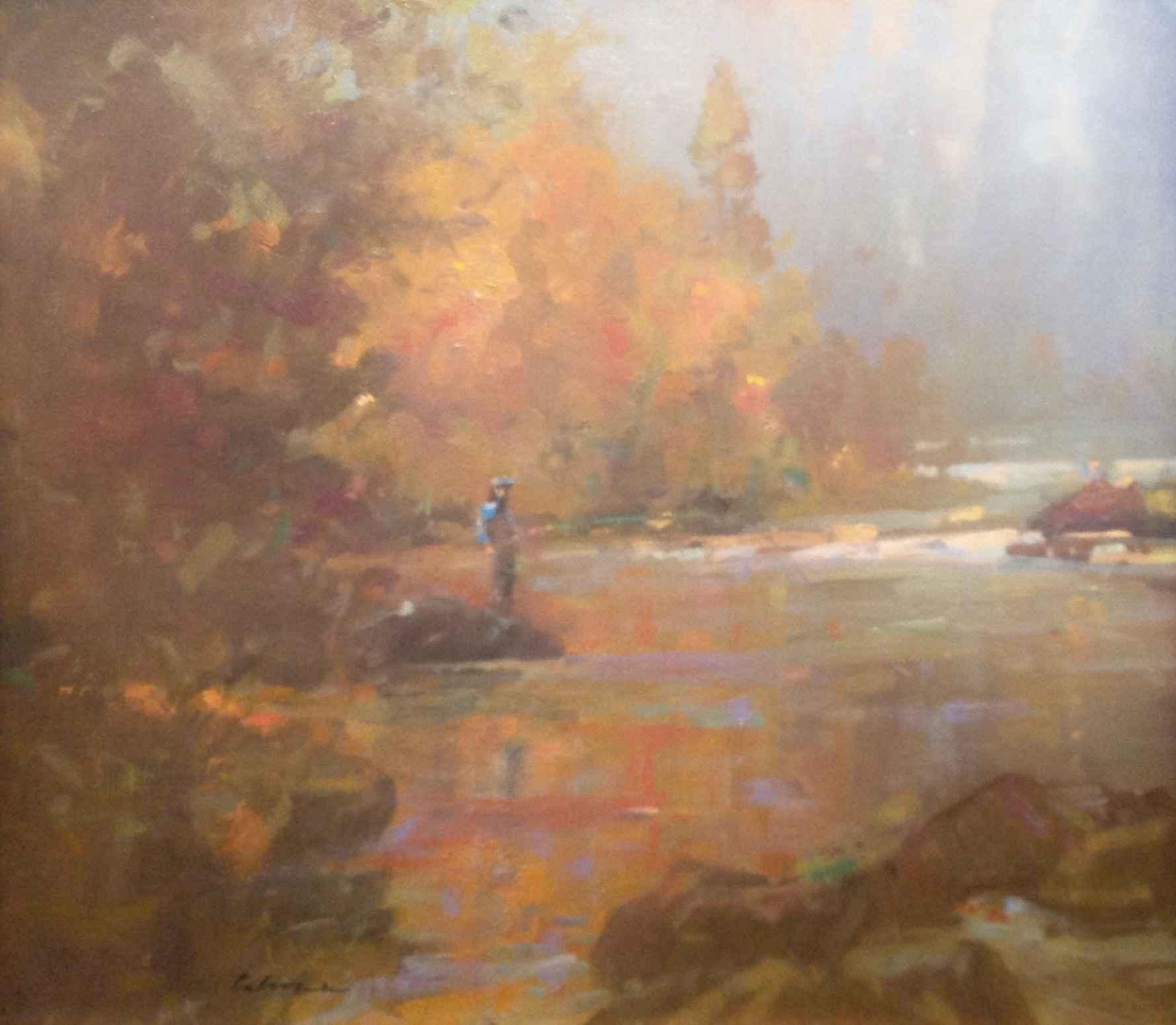 His Favorite River by Mr. Gene Costanza - Masterpiece Online