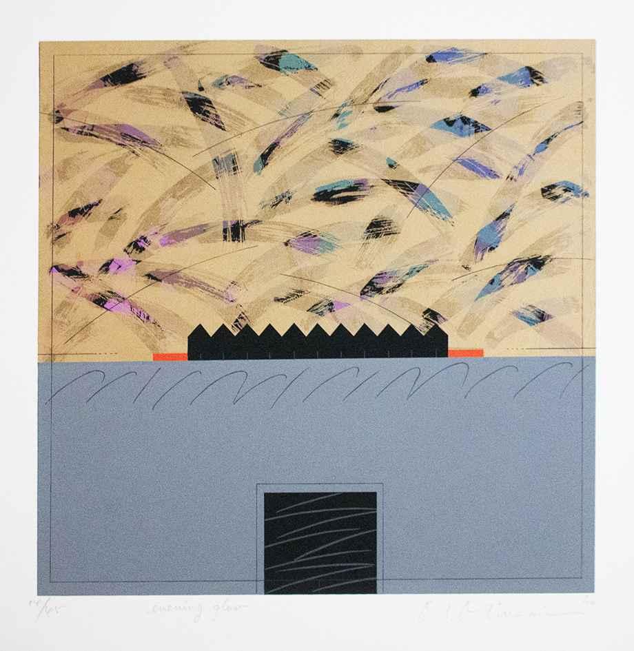 Evening Glow by  Masao Minami - Masterpiece Online