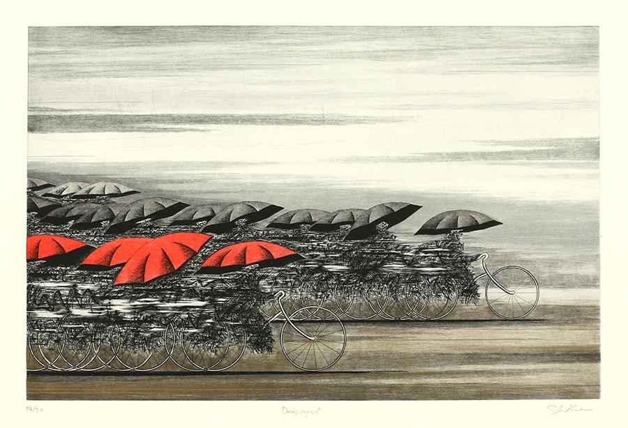 Deep Impact by  Shigeki Kuroda - Masterpiece Online