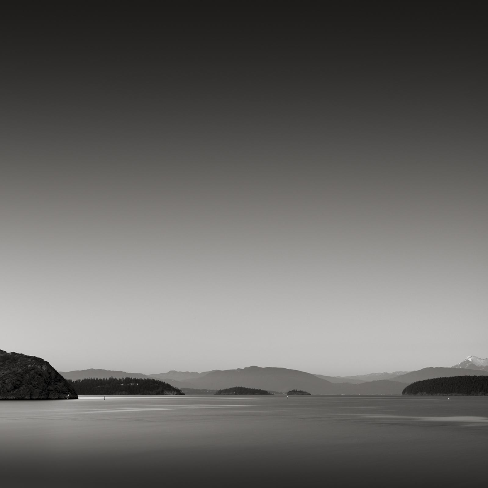 Twilight, Puget Sound... by  David Fokos - Masterpiece Online
