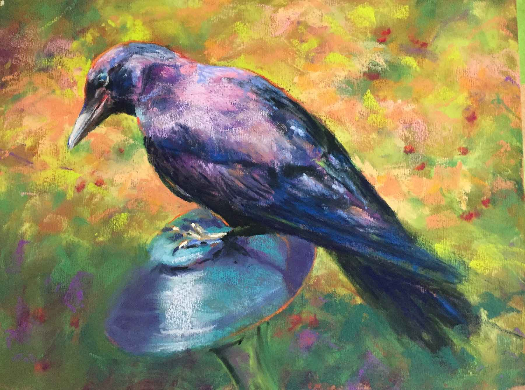 Looking for Lunch by  Janis Graves - Masterpiece Online