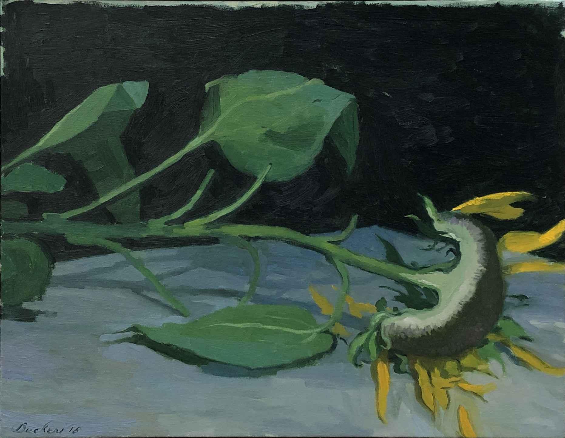 Sunflower #4 by  Max Decker - Masterpiece Online