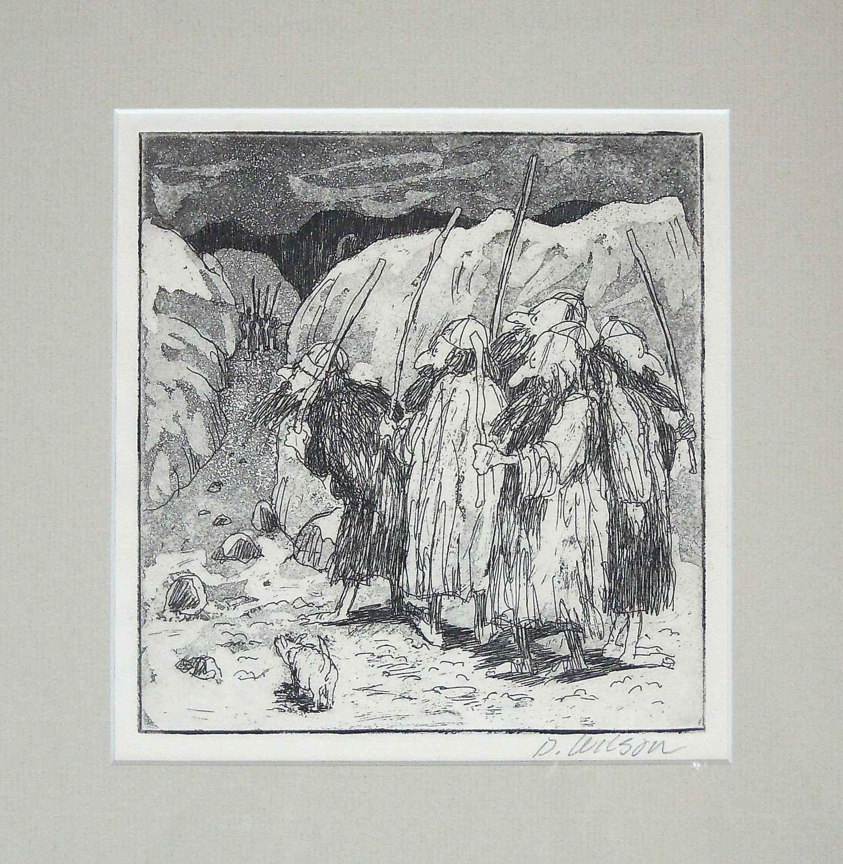 Title Unknown by  Don Wilson - Masterpiece Online