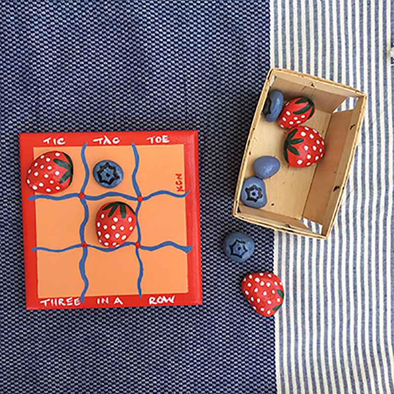 Tic-Tac-Toe Three in ... by  Cammie Naylor - Masterpiece Online