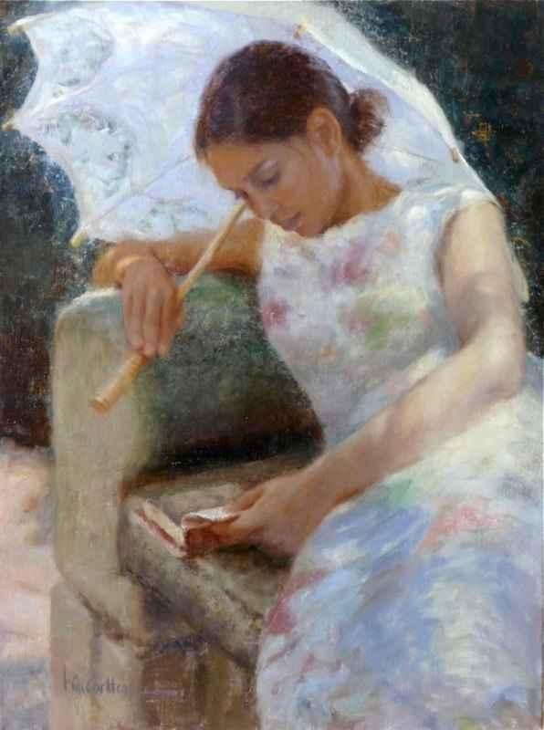 Summer Sonnet by  Kim Carlton - Masterpiece Online