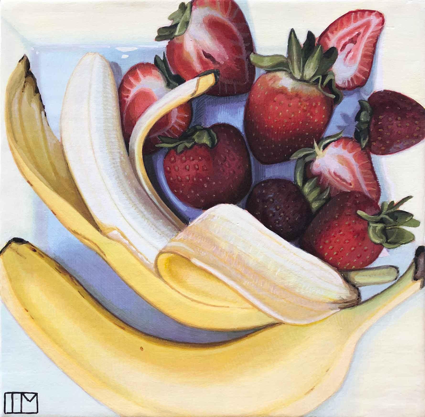 Strawberry Banana Bre...  by  Teagan McLarnan