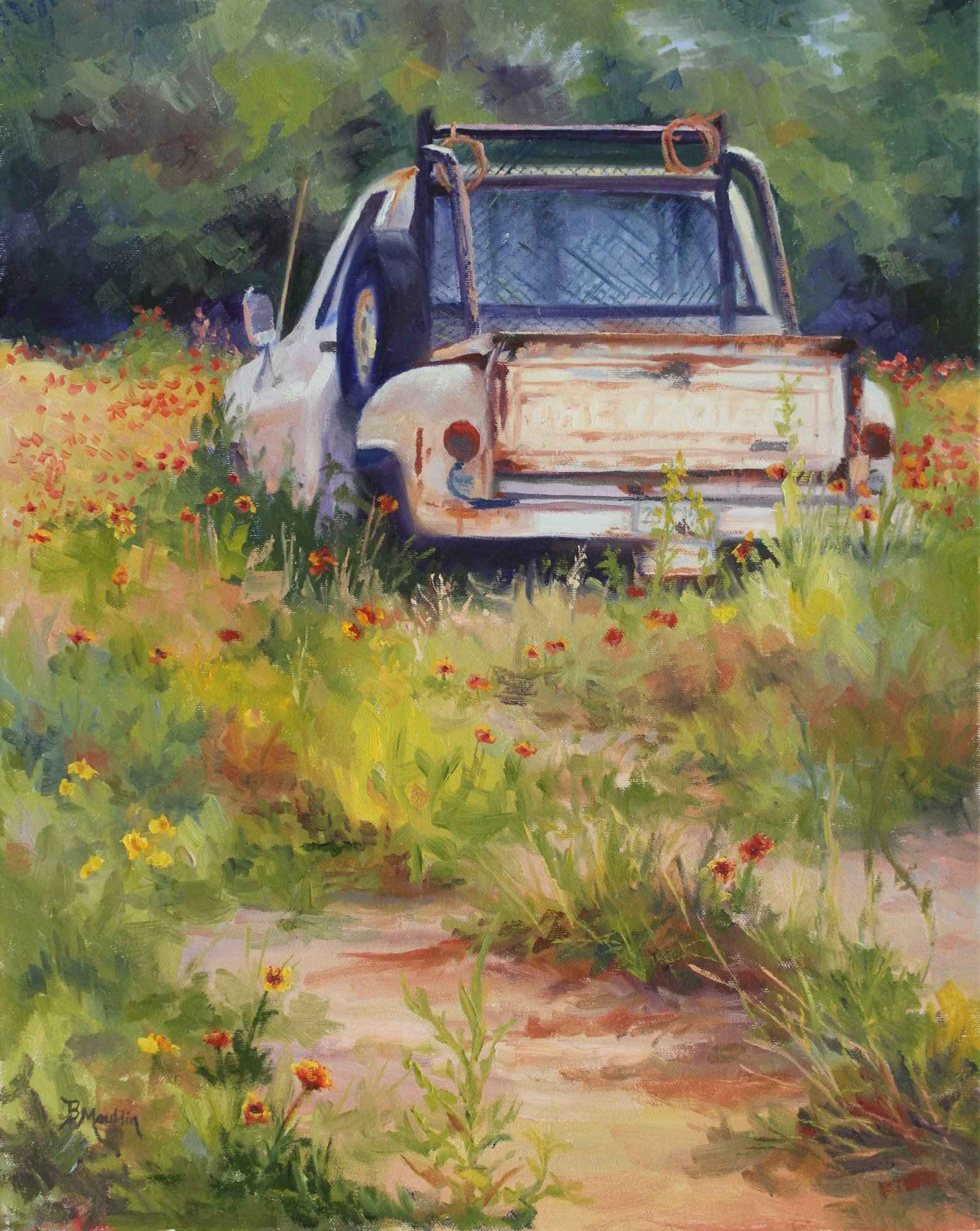 Lunch Break by  Barbara Mauldin - Masterpiece Online