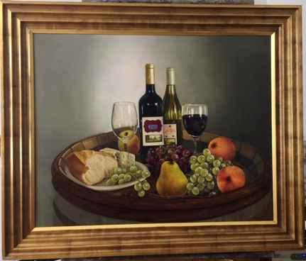 Elegant Picnic by  Jerry Venditti - Masterpiece Online