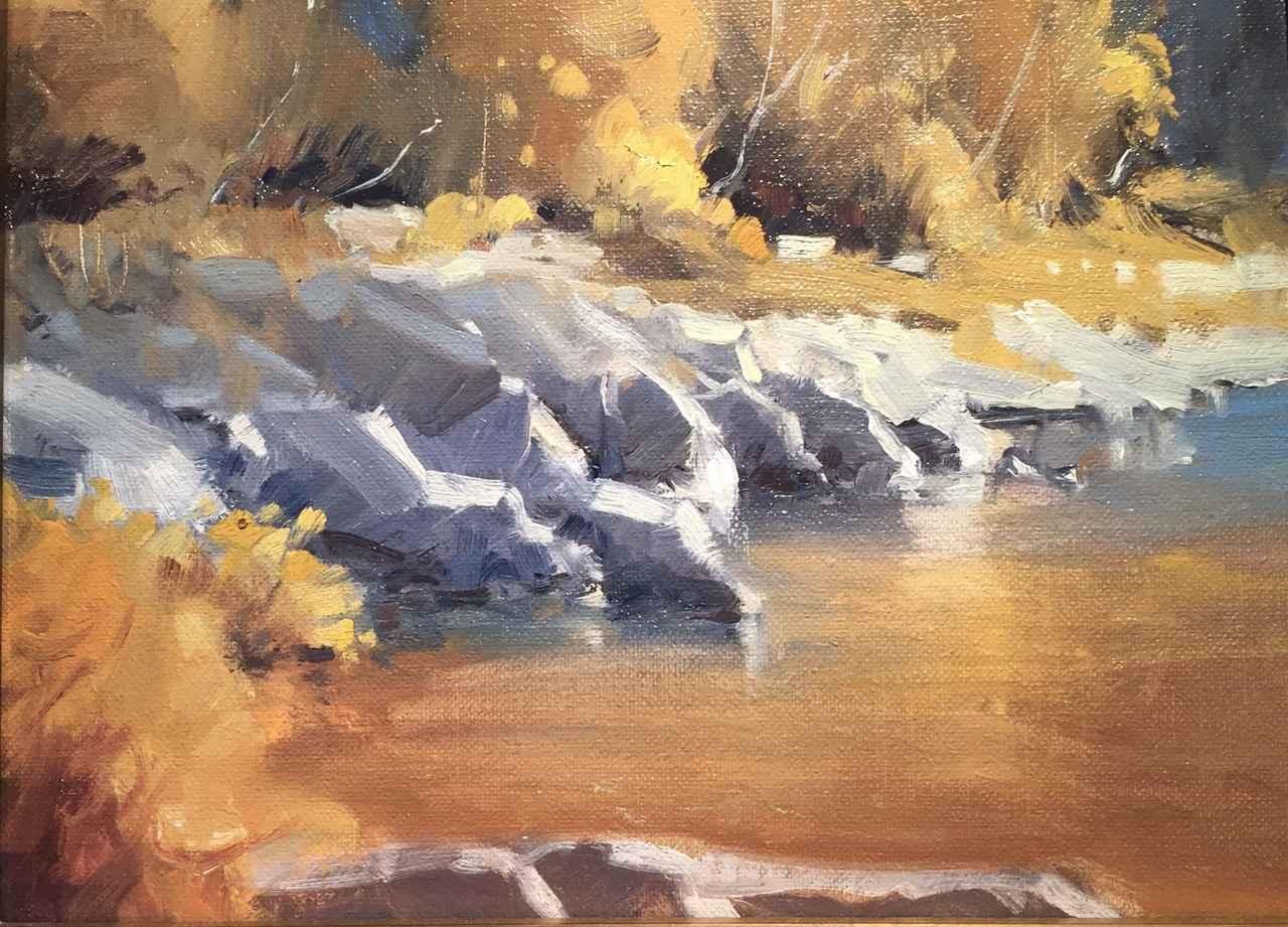 Stewart Creek by Mr Doug Swinton - Masterpiece Online