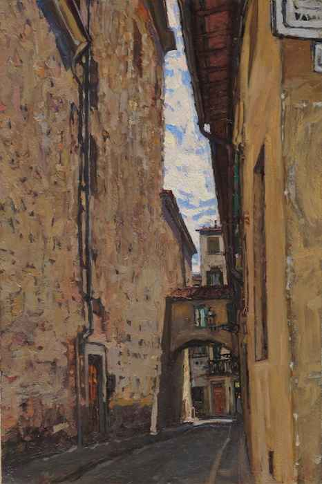 High Passage by  Daud Akhriev - Masterpiece Online