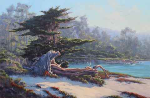 Morning Light by  Sally  Jordan - Masterpiece Online