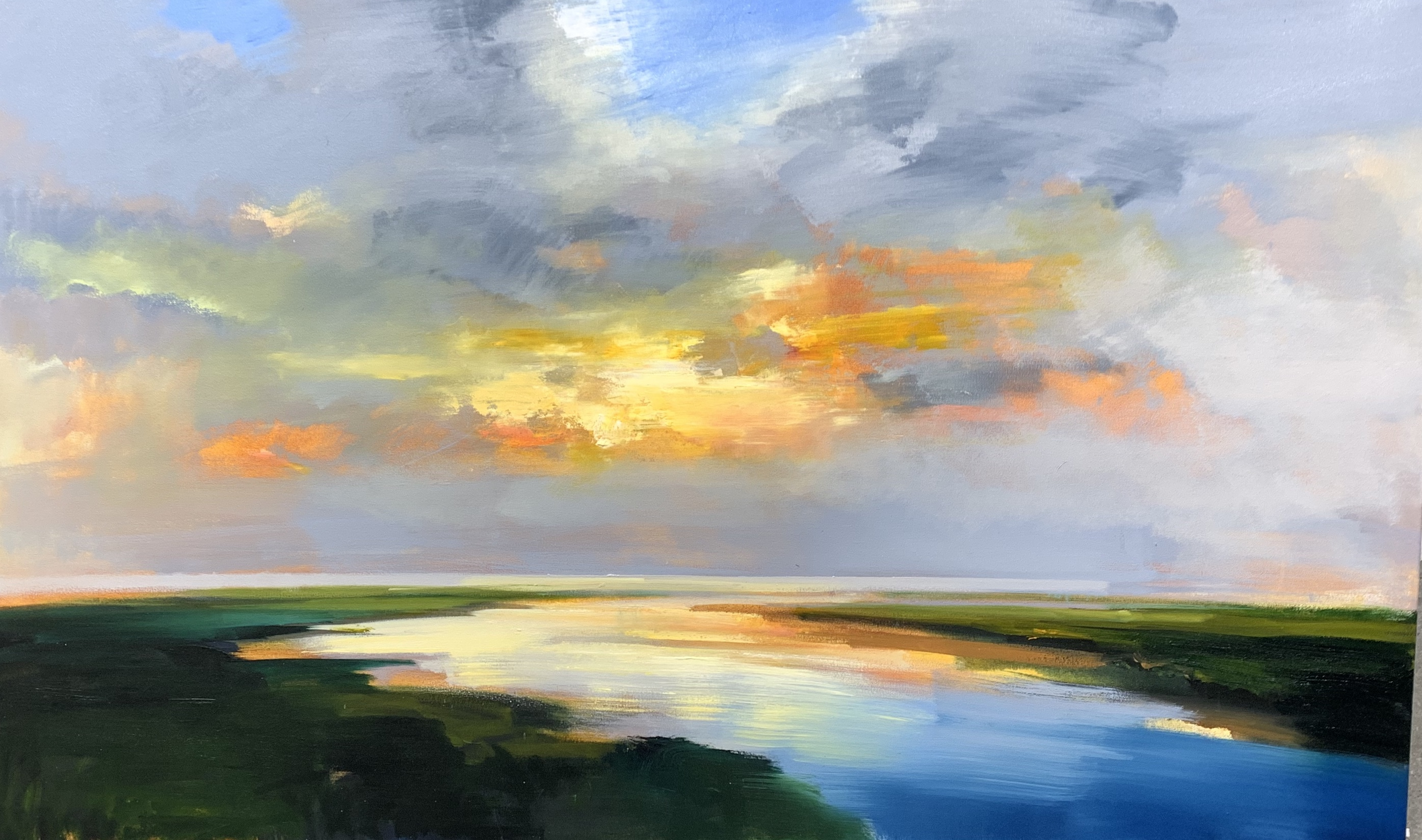 Slow Drift by  Craig Mooney - Masterpiece Online