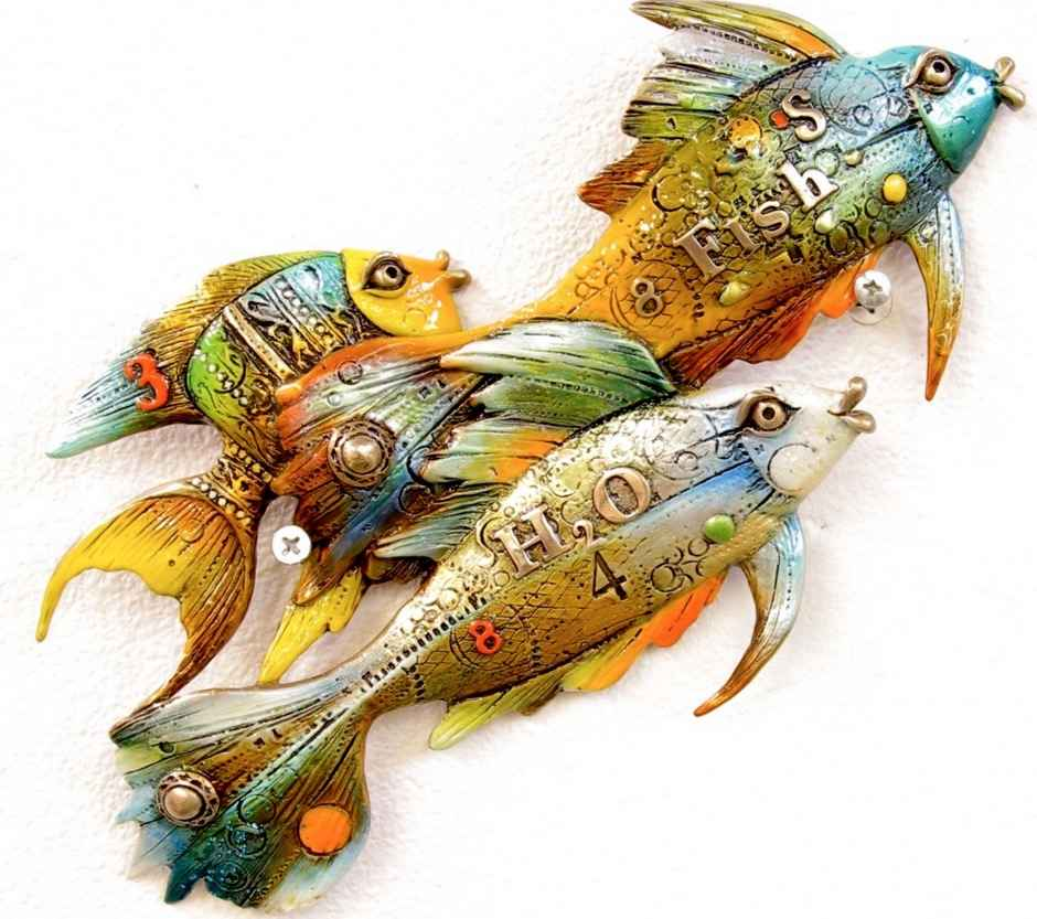Fishies (going right) by  Nano Lopez - Masterpiece Online