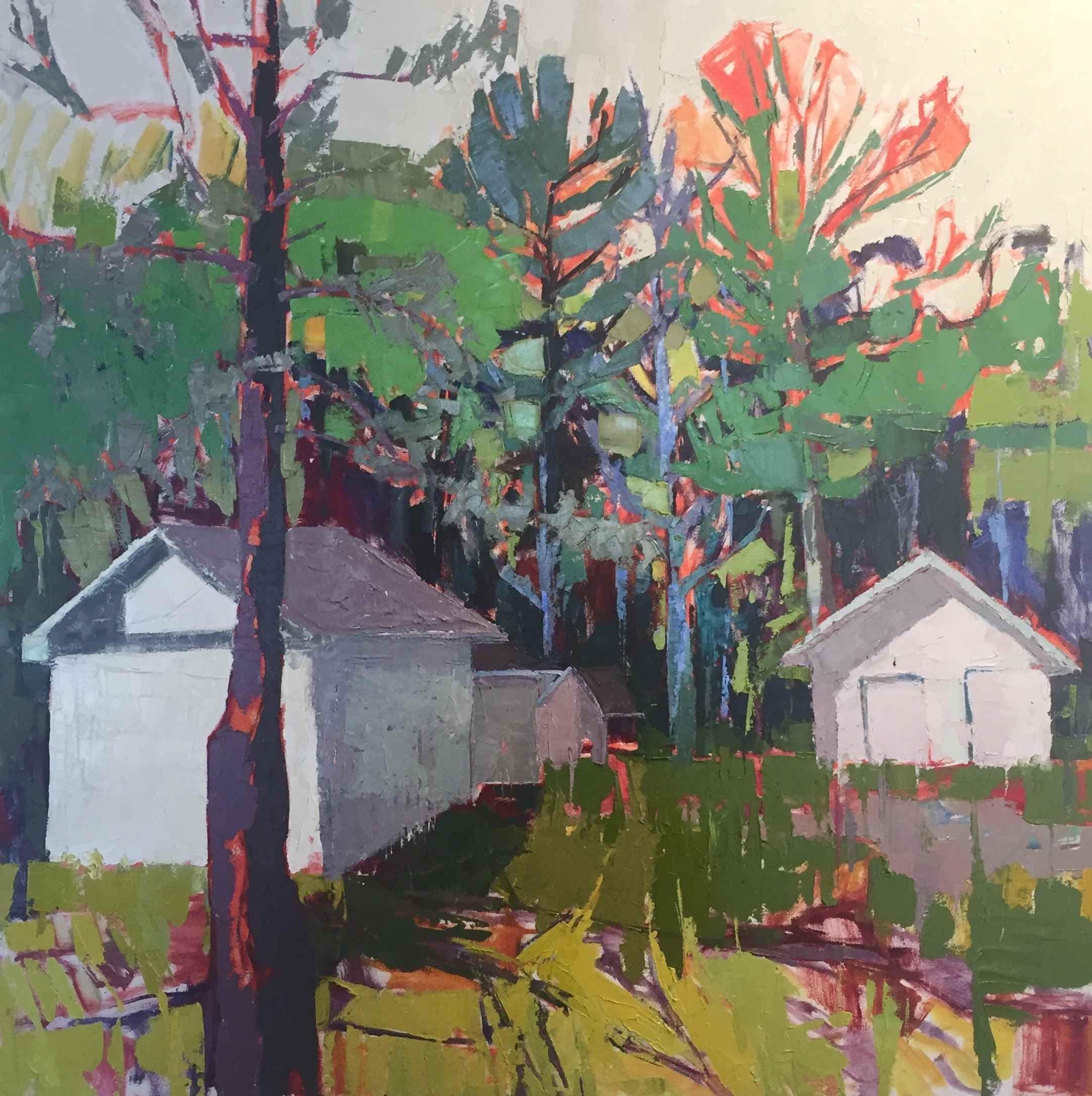 Country Living by  Grace Afonso - Masterpiece Online