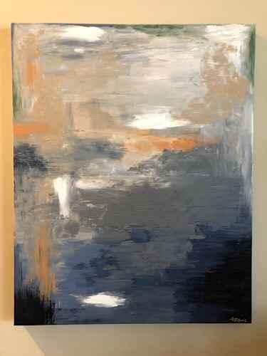 What Lies Beneath by  Amanda Davis - Masterpiece Online
