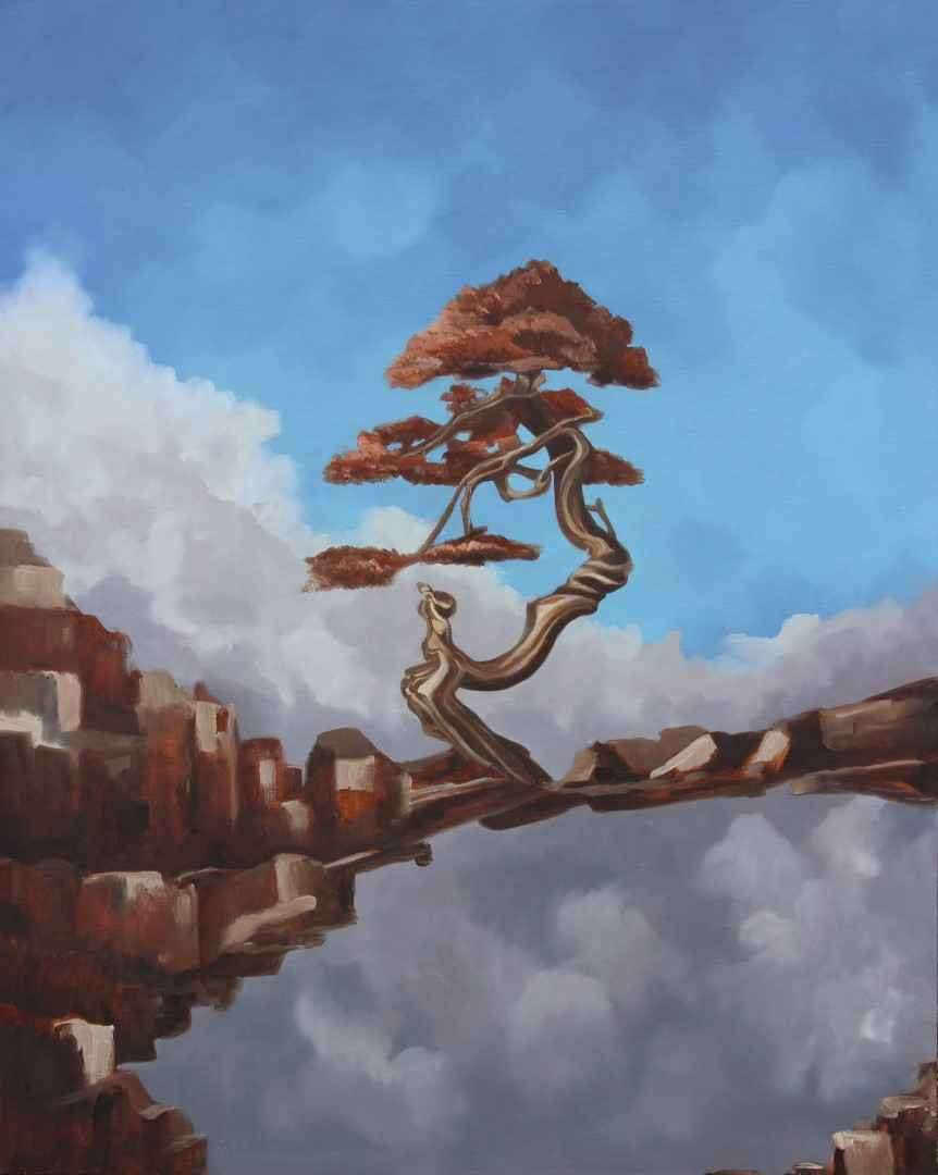 Searching for Balance by  Steve Bowersock - Masterpiece Online