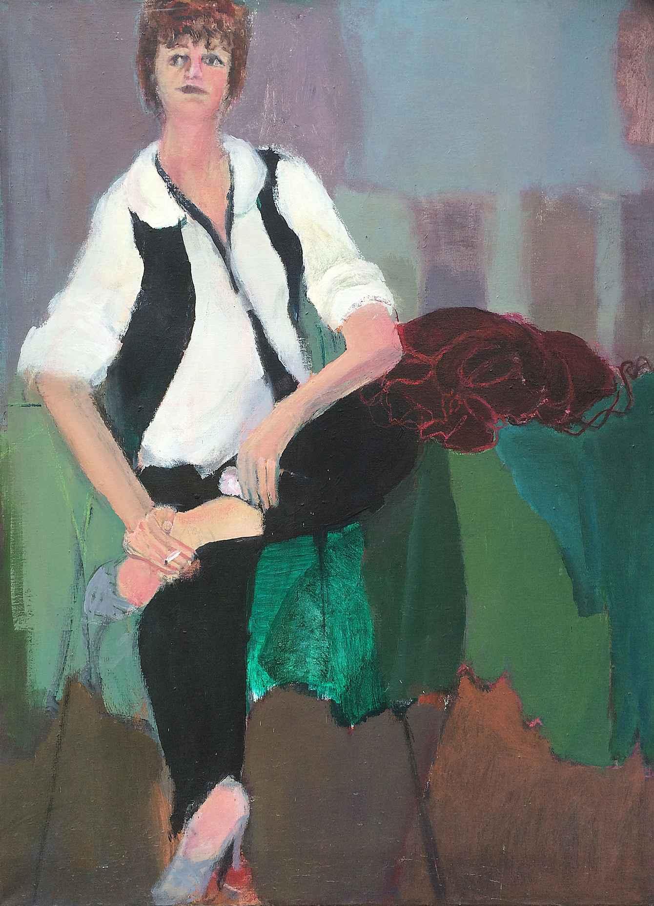 Survivors by  Rose Abrahamson - Masterpiece Online