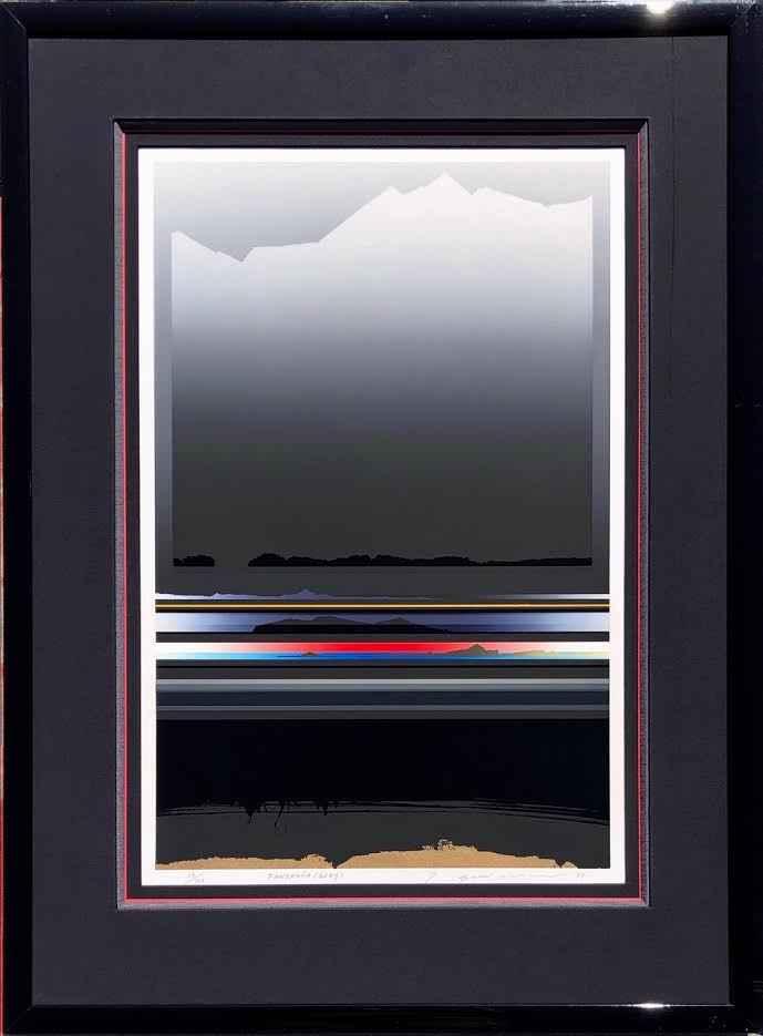 Tetsuro Sawada - Fant...  by  Resale Gallery