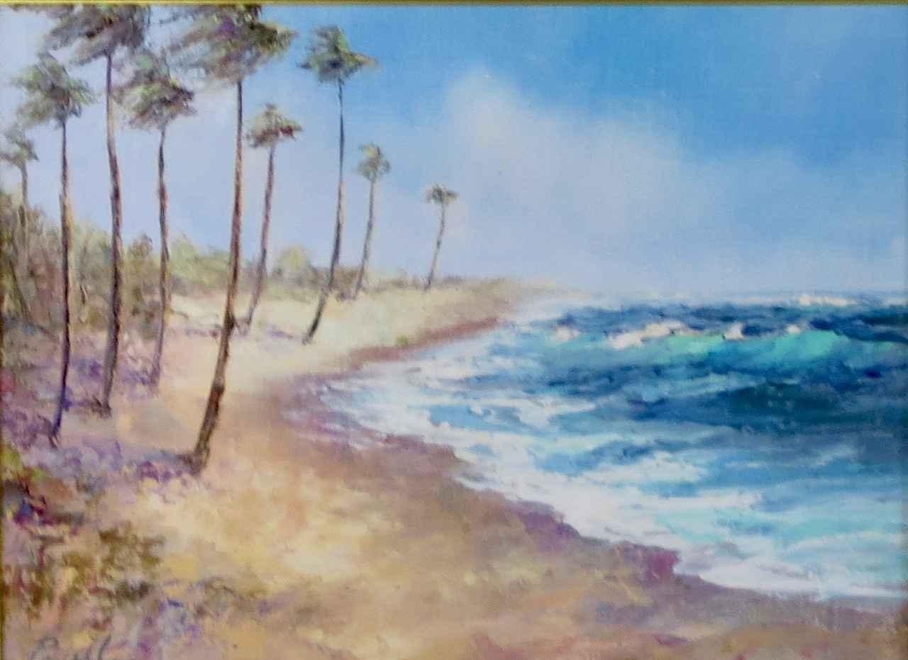 Sunrise, Ehu Kai #1235 by  Michael Powell - Masterpiece Online
