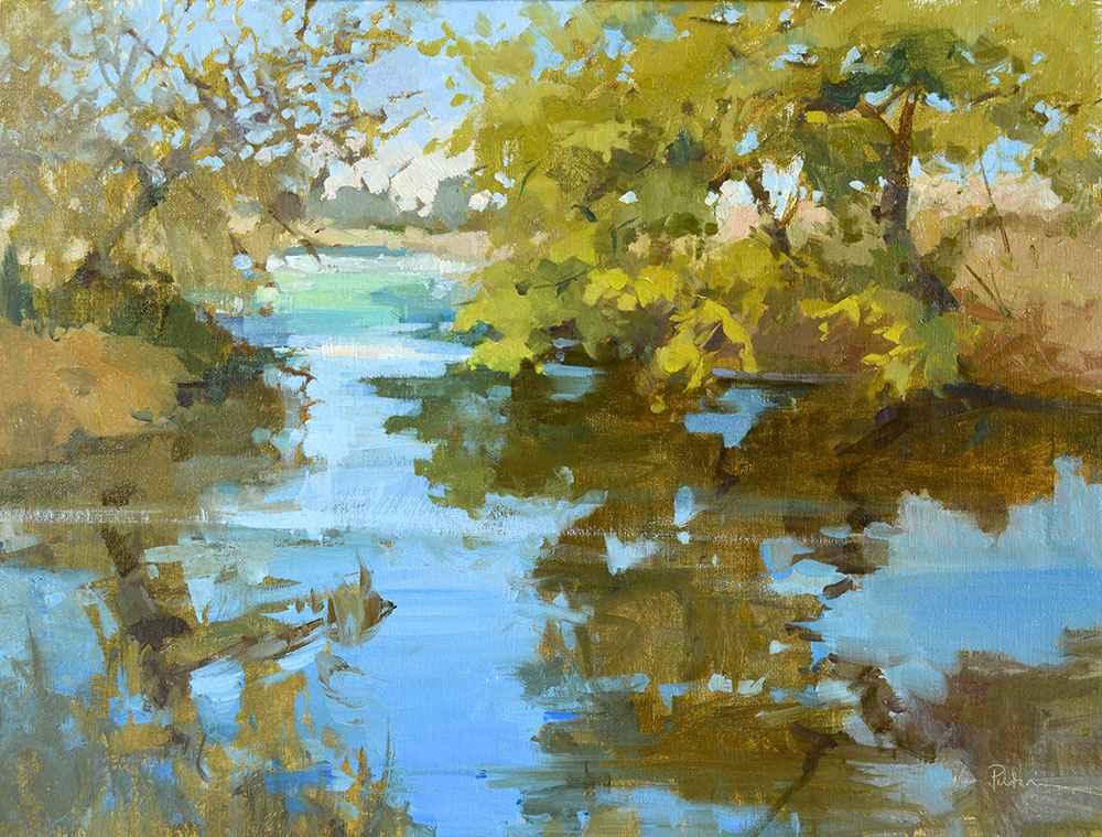 Spring on Bear Creek by  Lori Putnam - Masterpiece Online