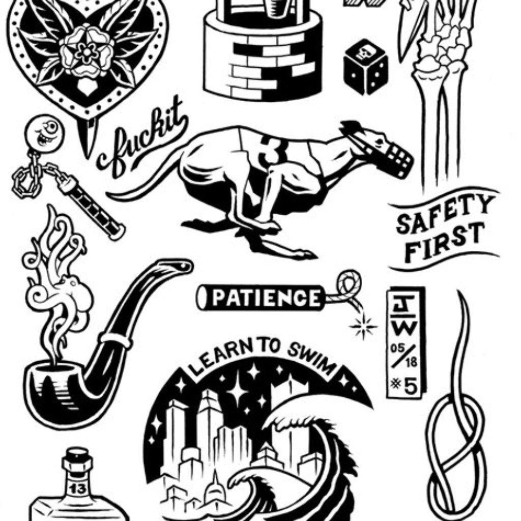 FTW (Drawing) by  Jason Wasserman - Masterpiece Online