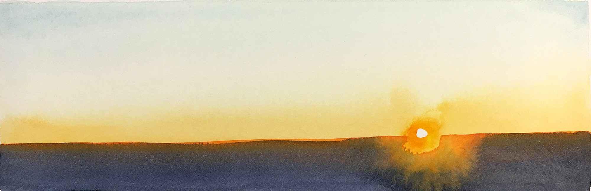 When the Sun Appears ... by  Lisa Grossman - Masterpiece Online