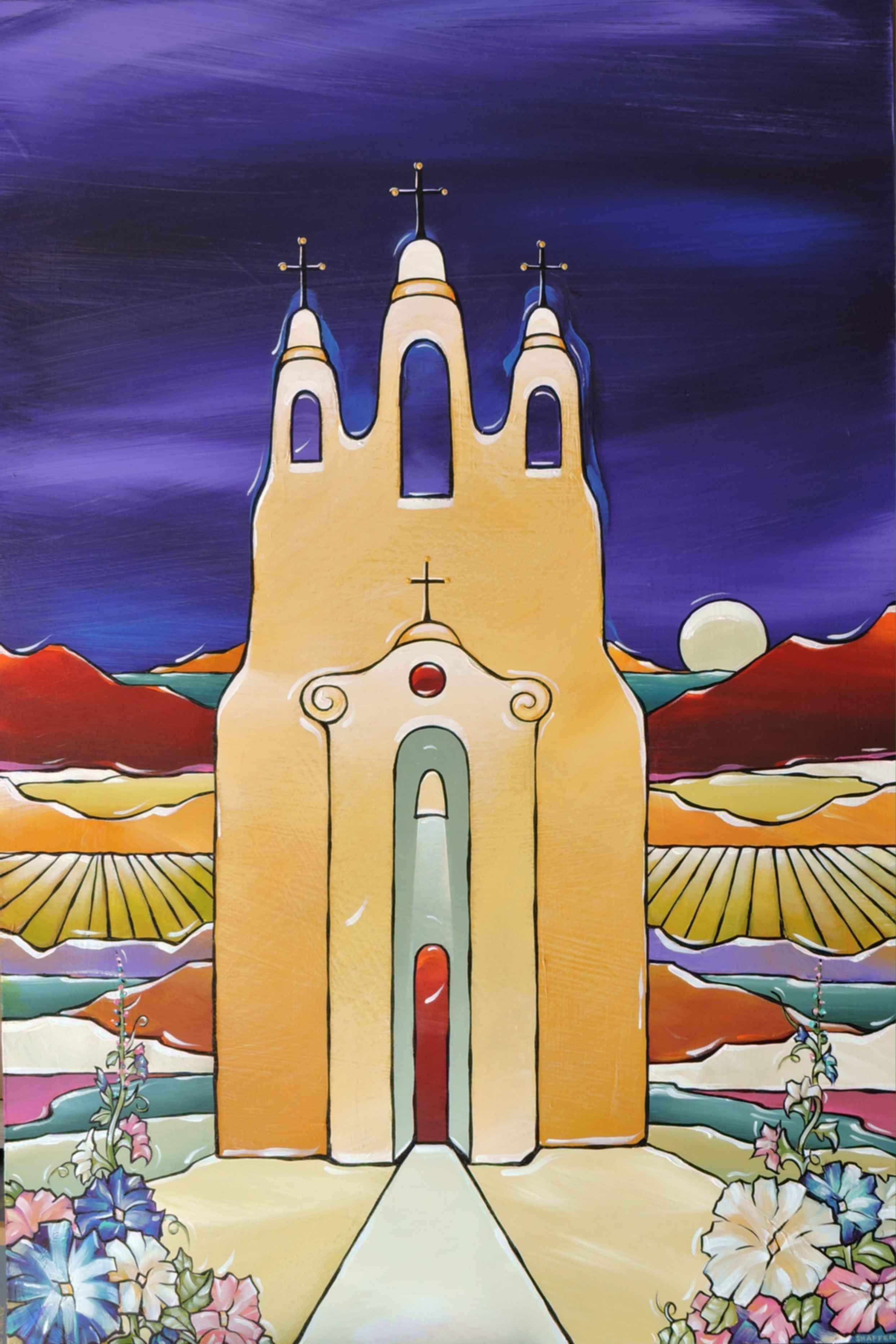 Nectar by  SJ. Shaffer - Masterpiece Online