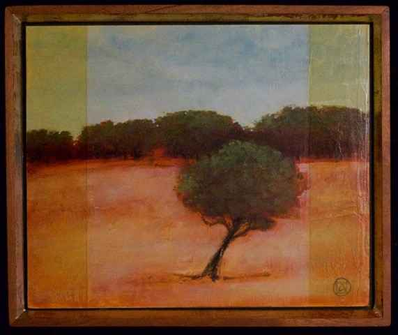 Scrub Oak  by  Tal Walton