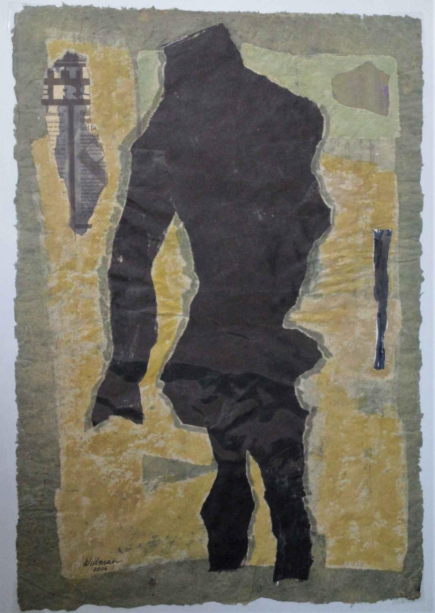 Unknown ( Black Figur... by  Harry Widman - Masterpiece Online