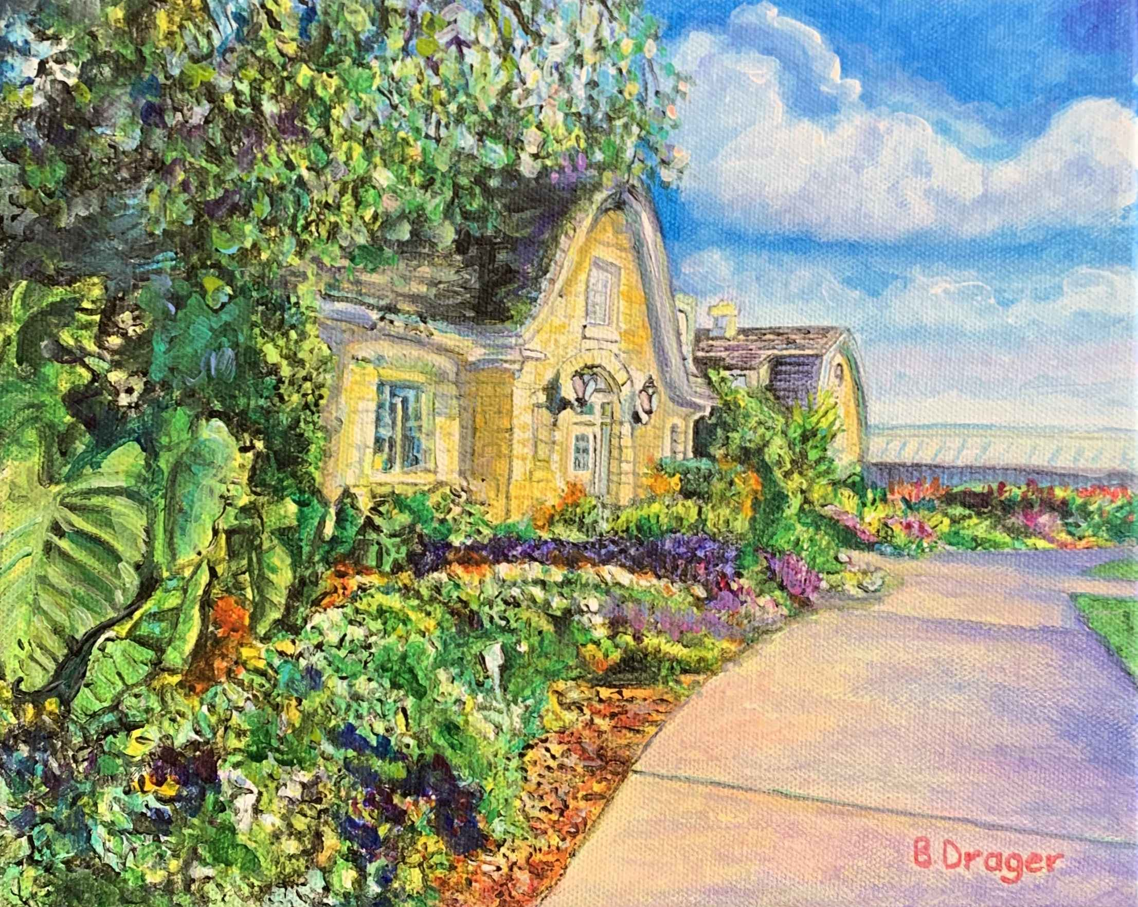 K-State Gardens by  Becky Drager - Masterpiece Online