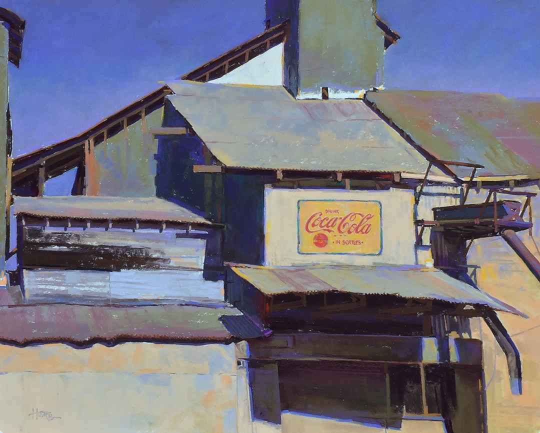 Everything Old is New... by  W. Truman Hosner - Masterpiece Online