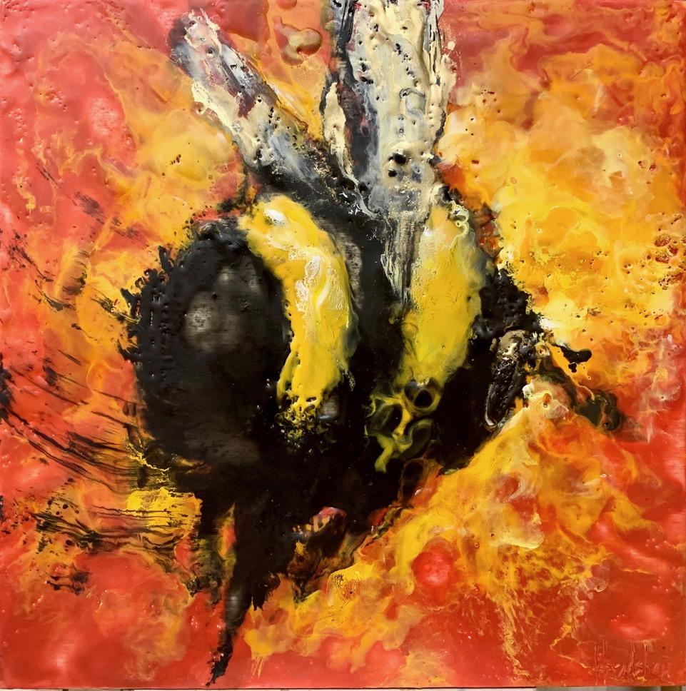 Canna Lily by  Kathy Bradshaw - Masterpiece Online