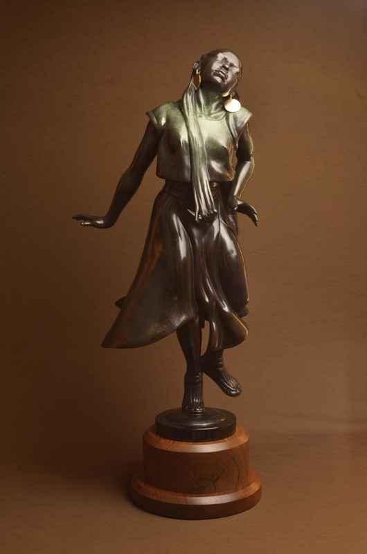 Wings for Her Prayers by  John Bennett - Masterpiece Online