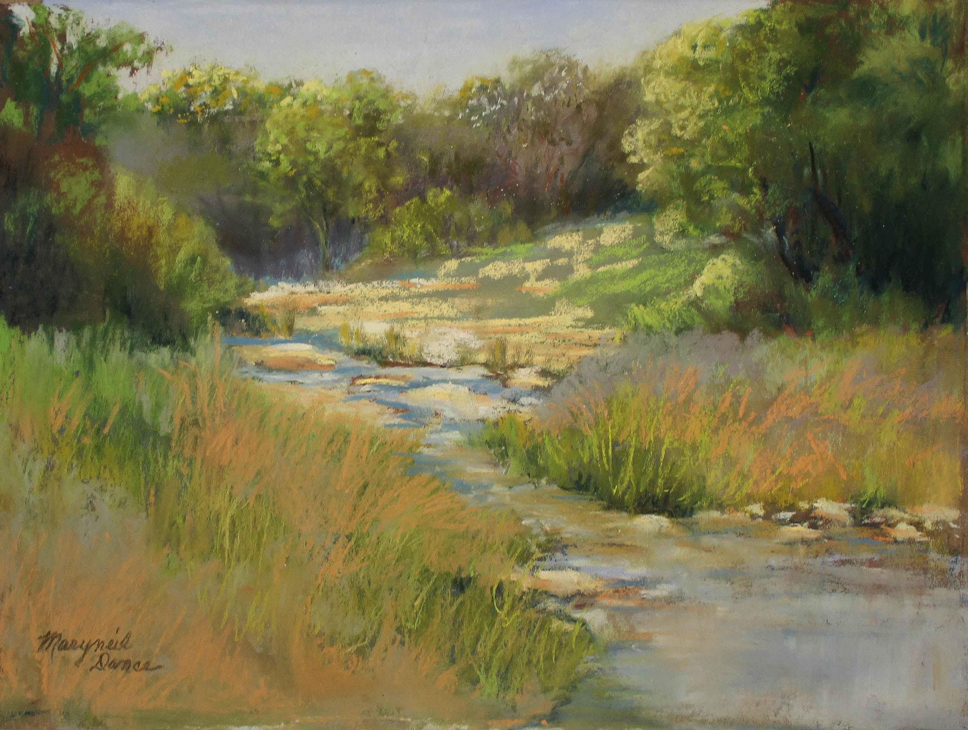 Limestone Creek by  Maryneil Dance - Masterpiece Online