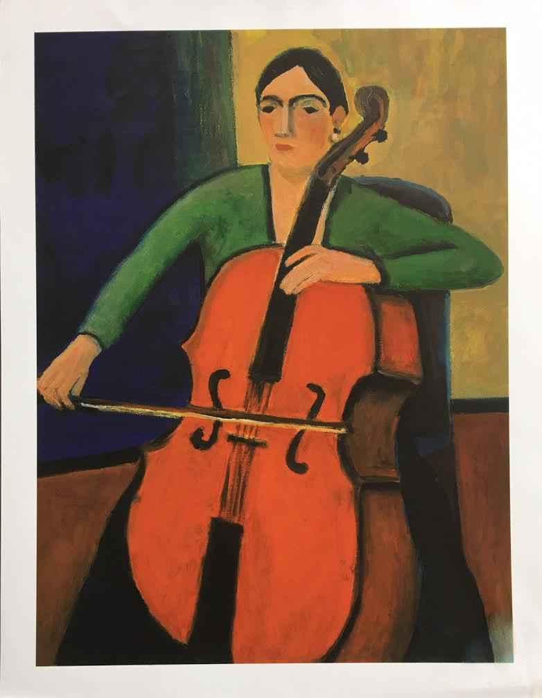 Alan Post - Cellist