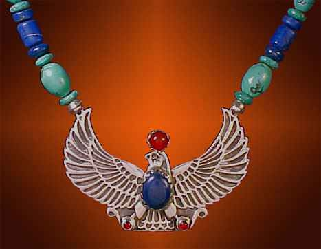 Horus by  Heyoka Merrifield - Masterpiece Online