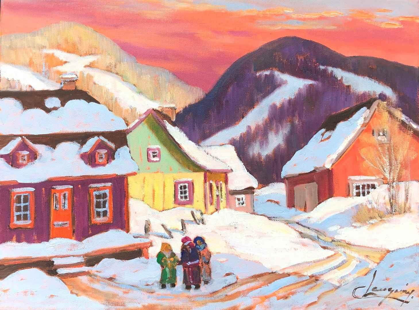 Avec les Voisins by  Claude Langevin - Masterpiece Online
