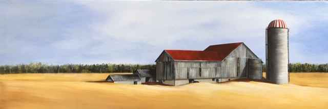 In Golden Fields by  Janet Liesemer - Masterpiece Online