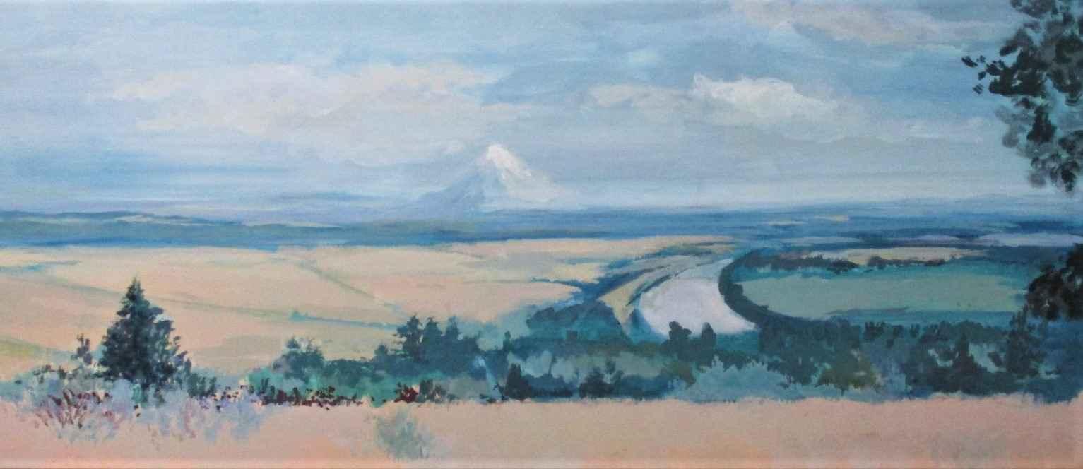 Willamette Valley by  Sidonie Caron - Masterpiece Online