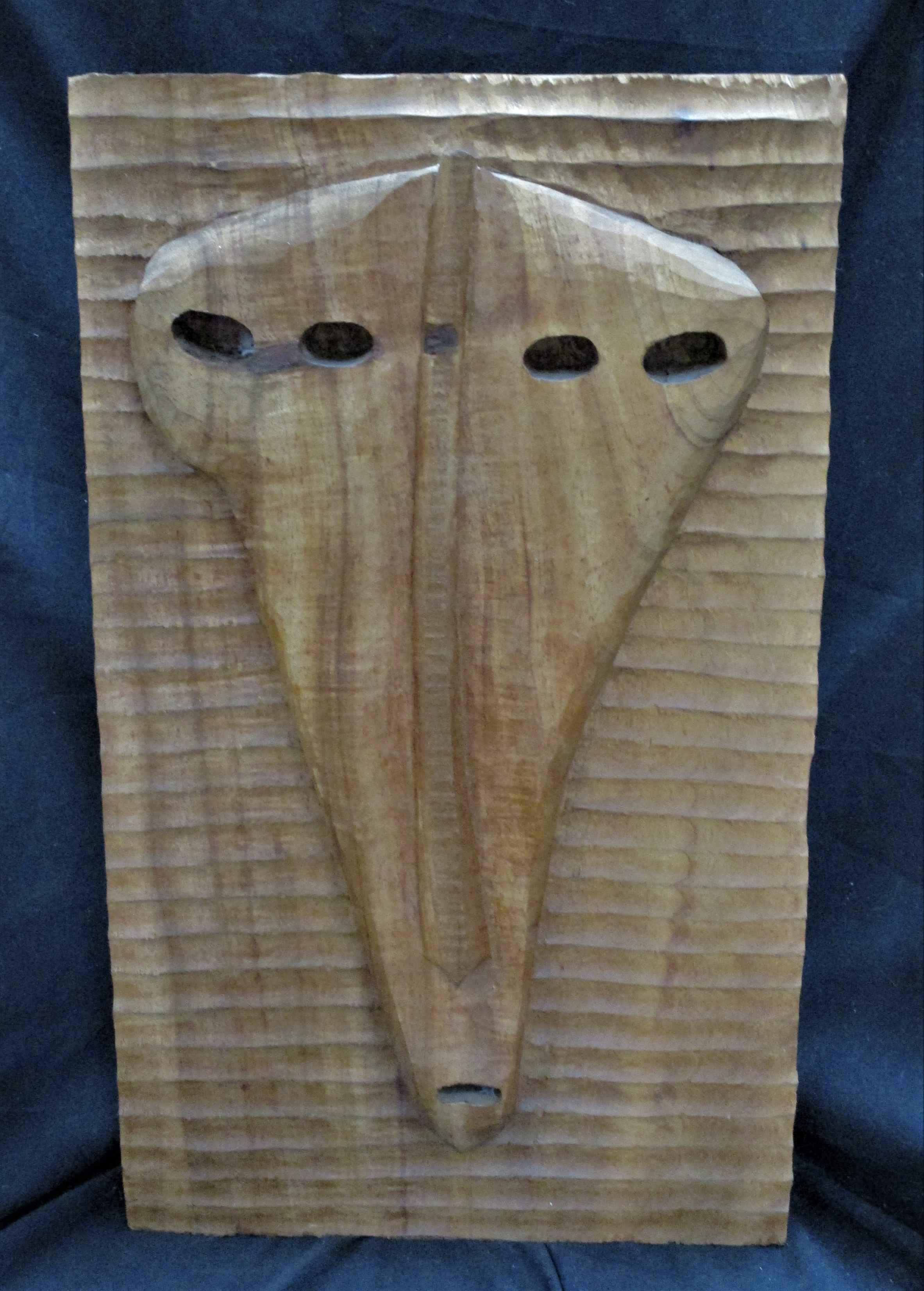 Unknown ( Mask ) by  LeRoy Setziol - Masterpiece Online