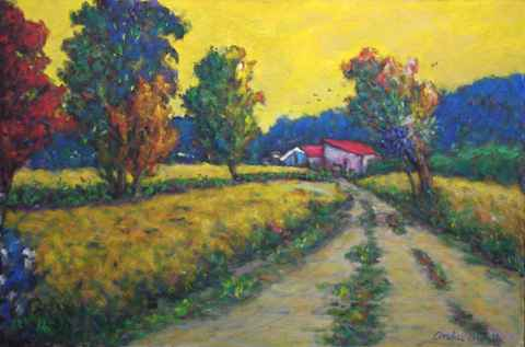 Late Summer by  Andres  Morillo - Masterpiece Online