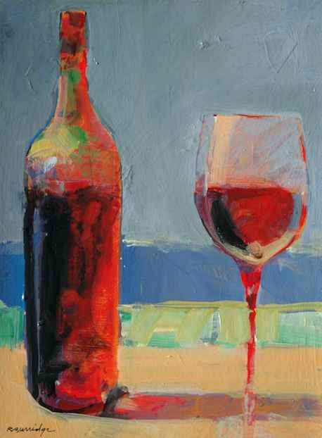 Wine Down by Mr. Robert Burridge - Masterpiece Online
