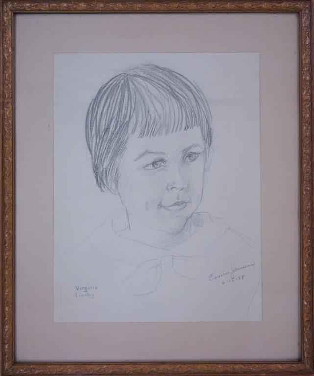 Virginia Lindley by  Eunice Jensen Parsons - Masterpiece Online