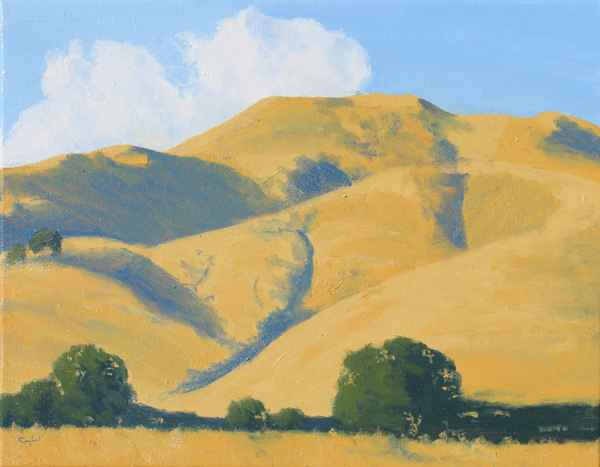 Late Afternoon by  Donald  Craghead - Masterpiece Online