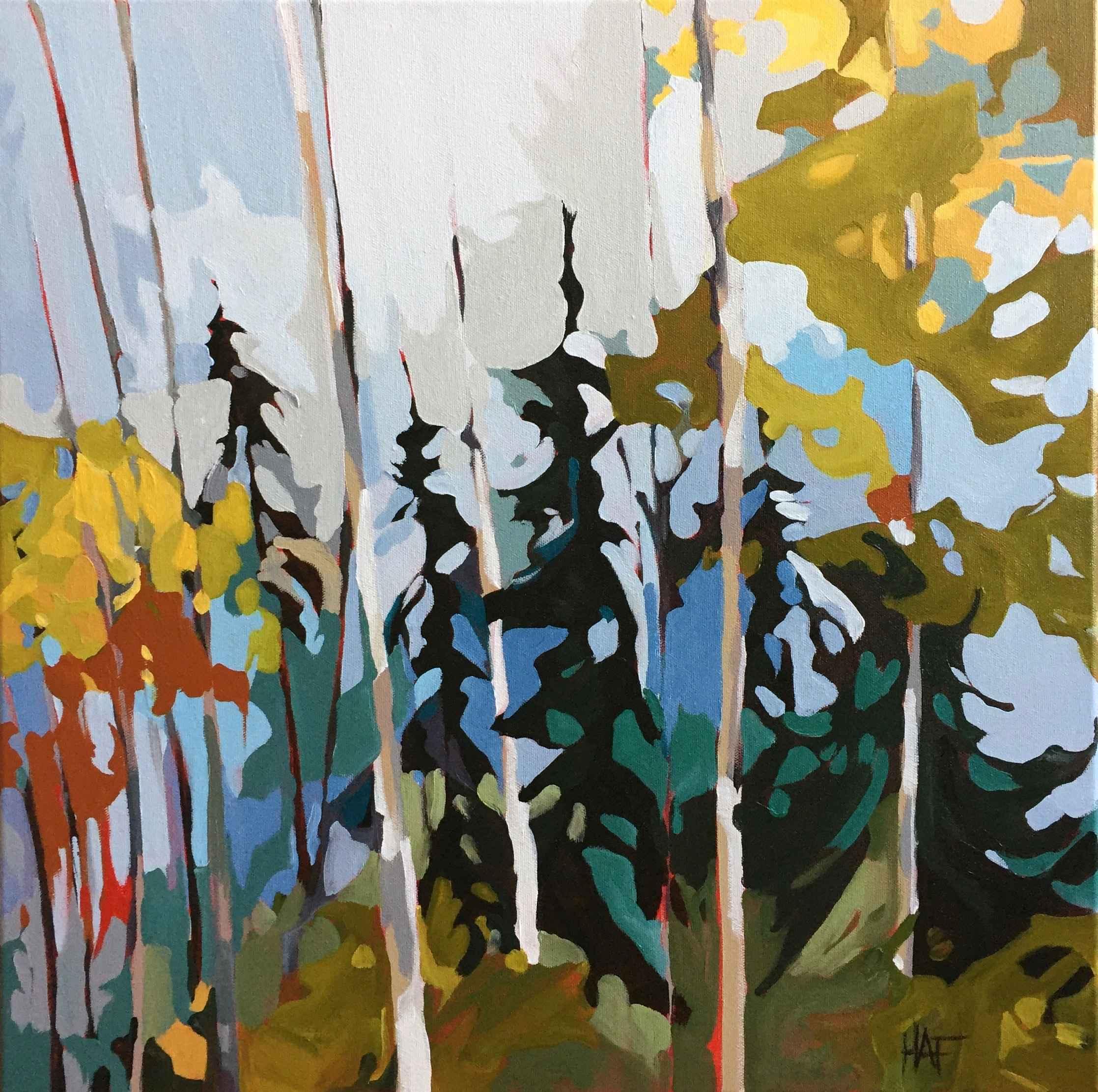 Roadside by  Holly Ann Friesen - Masterpiece Online