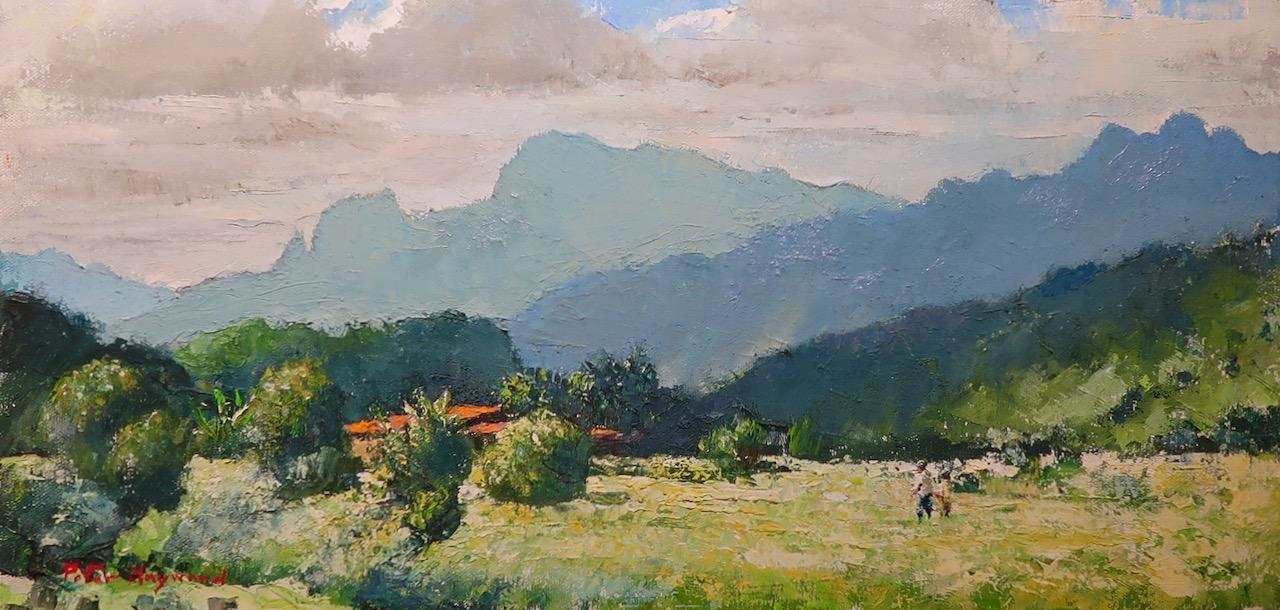 Kahalu'u Farm by  Peter Hayward (1905-1993) - Masterpiece Online